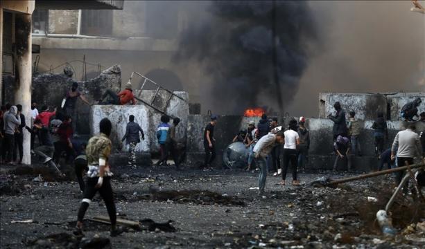 Irak'ta gözler yeniden göstericileri öldüren '3'üncü taraf' üzerinde