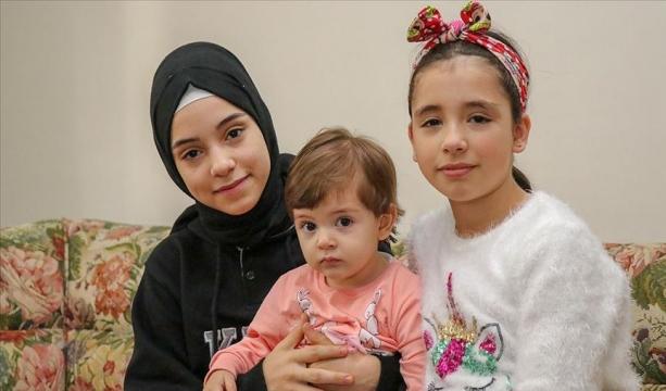 Suriyeli kardeşlerden dünyaya üç dilde yardım çağrısı