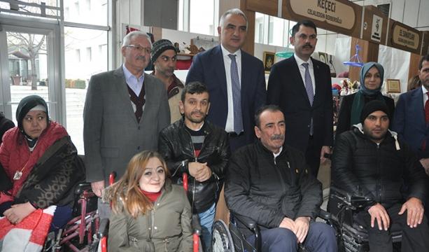 Engellilere  desteğimiz sürecek