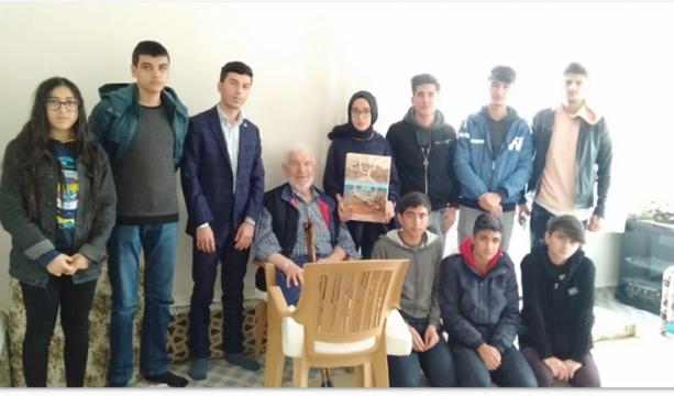 Çumra Belediyesi Gençleri Yaşlılar İle Buluşturuyor