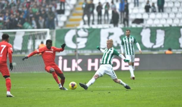 Konyaspor'u bekleyen zorlu üç maç