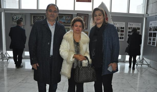Yıllar sonra Konya'da buluştular