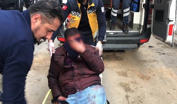 Bursa'da mesajla tacize meydan dayağı