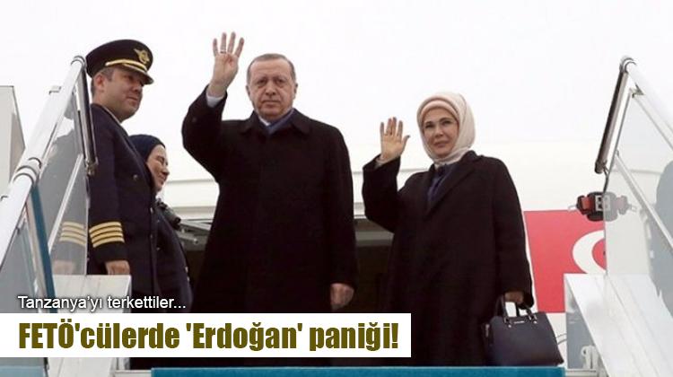 FETÖ'cülerde 'Erdoğan' paniği!