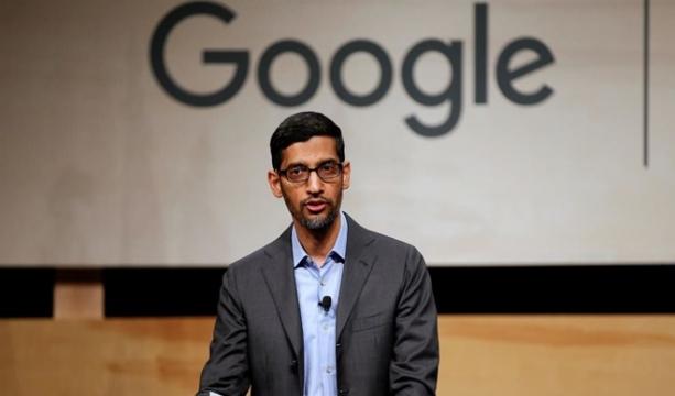 Google'ın yeni CEO'sunun yıllık maaşı açıklandı