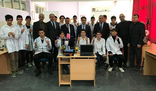 """Mevka, """"Kodlama, 3D Tasarım Ve Modelleme"""" Eğitimlerine Seydişehir'de Devam Etti"""