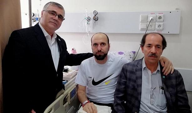 Kanser tedavisi gören Ahıska Türkü Alimcan Şadman için destek çağrısı