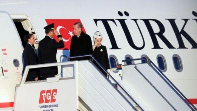 Cumhurbaşkanı Erdoğan Afrika'ya gidiyor