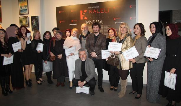 Muhsin Kaleli Sanat Merkezi Sergisi MEDAŞ'ta açıldı