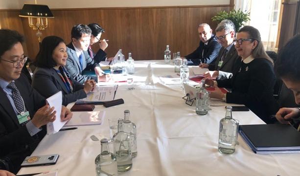 Ticaret Bakanı Pekcan'dan Davos mesajı: Türkiye Fırsatlar Ülkesi