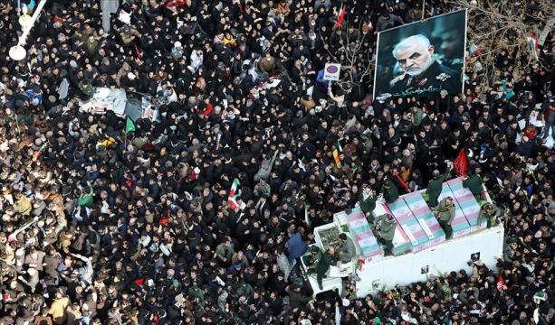 İranlı komutan: Süleymani'nin öldürüldüğü saldırıda 4 ABD üssü kullanıldı