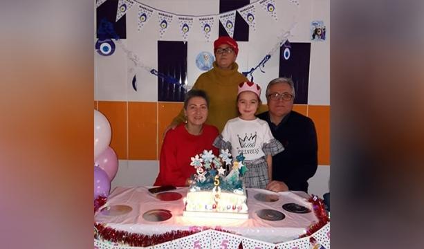 Er ailesinde doğum günü mutluluğu