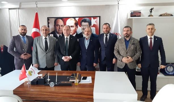 Osman Yavuz,  Anavatan Partisi il başkanı oldu