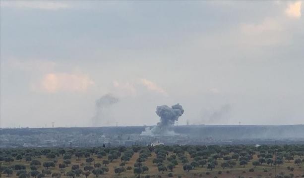 İdlib'de stratejik önemdeki Neyrab köyünde çatışmalar sürüyor