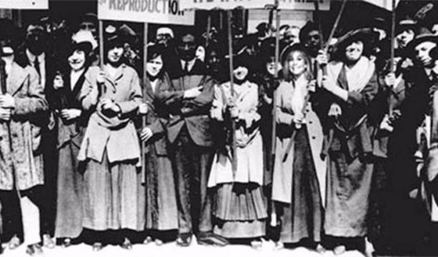 'Kadınlar Günü'nün tarihçesi