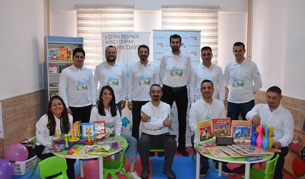 Voonka Kids ve Tohum Otizm Vakfı İş birliği ile Bu Kez Konya'da Özel Eğitim Sınıfı Açıldı!