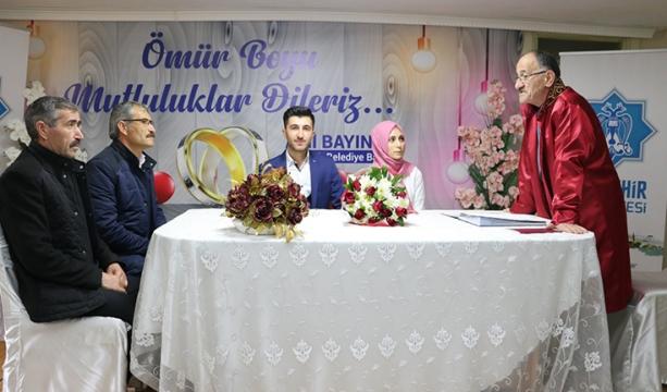 Beyşehir Belediyesinden Nikah İşlemlerine Koronavirüs Tedbiri