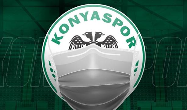Konyaspor'dan 'evde kal' çağrısı