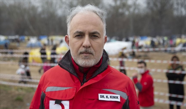 Türk Kızılay Başkanı Kınık'tan 'kan bağışı' çağrısı