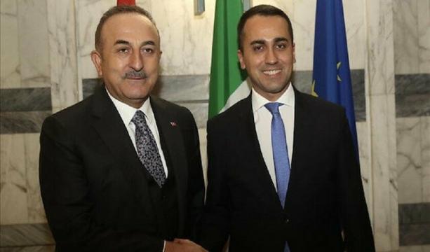İtalya'dan Türkiye'ye teşekkür telefonu