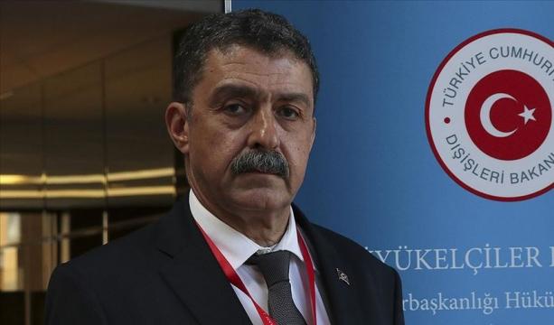 Türkiye'nin Yeni Delhi Büyükelçisi Torunlar'dan Türk vatandaşlarına 'Kovid-19' çağrısı