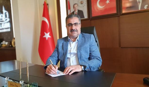 Başkan Ertaş'dan Ramazan Bayramı Mesajı