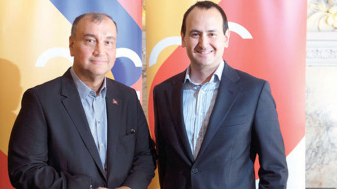 Murat Ülker, Yıldız Holding'in hedeflerini açıkladı