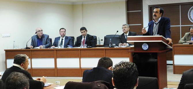 Aralık ayı Konya ekonomik göstergeler bülteni yayınlandı