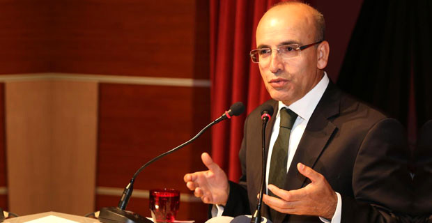Mehmet Şimşek: Enflasyon 2016'da Asgari Ücret Sebebiyle Yüksek Olacak