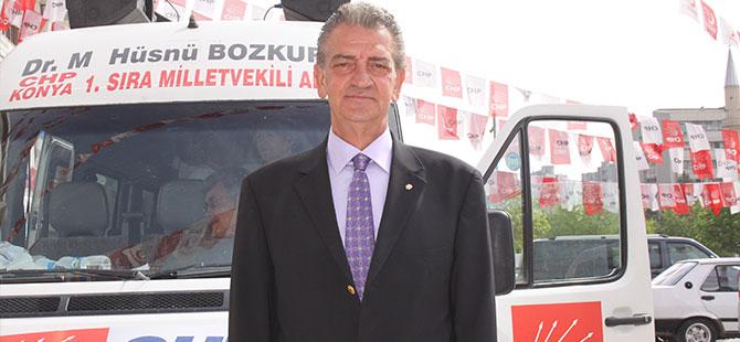 CHP'li Bozkurt artan bebek ölümlerinin araştırılmasını istedi