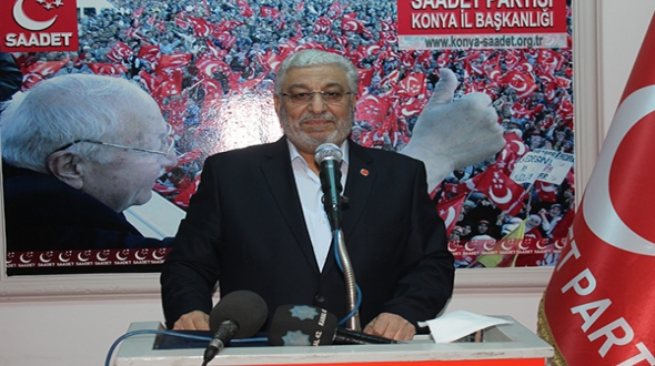 """""""Türkiye'nin en büyük iki sorunu terör ve ekonomi"""""""