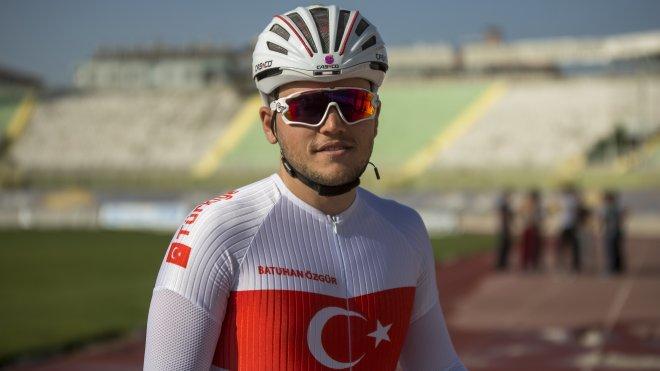 Konyalı Sporcu Bedava bisiklet için başladığı sporda şampiyon oldu