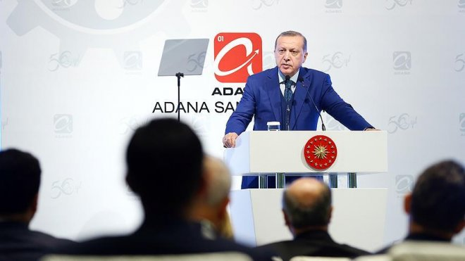 Erdoğan: Katil Esed'in attığı adım ilk cevabını buldu