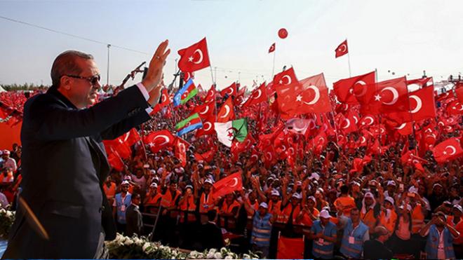 Milyonlar Yenikapı'da bir araya gelecek