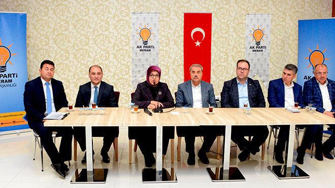 """Milletvekili Kaleli: """"Siyasi istikrar için sistem değişikliği şart"""""""