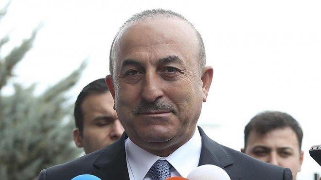 Çavuşoğlu: Suriye'de geçiş hükümeti hayata geçirilmeli
