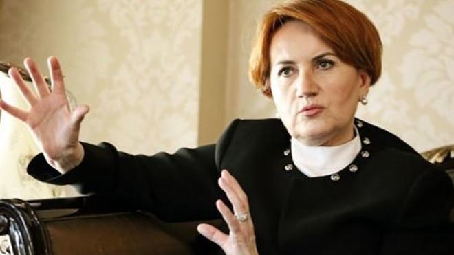 Meral Akşener: Yüzde 61 çıkarsa siyaseti bırakırım