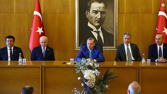 'Bilecekler ki Türk Silahlı Kuvvetleri her an gelebilir'