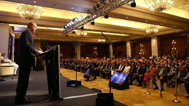 'Türkiye dünyada ekonomik olarak önemli bir aktör haline geldi'