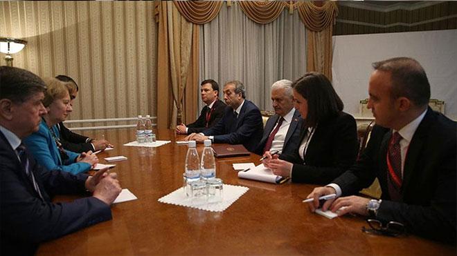 AK Parti Moldova'da Sosyalist Parti ile iş birliği yapacak