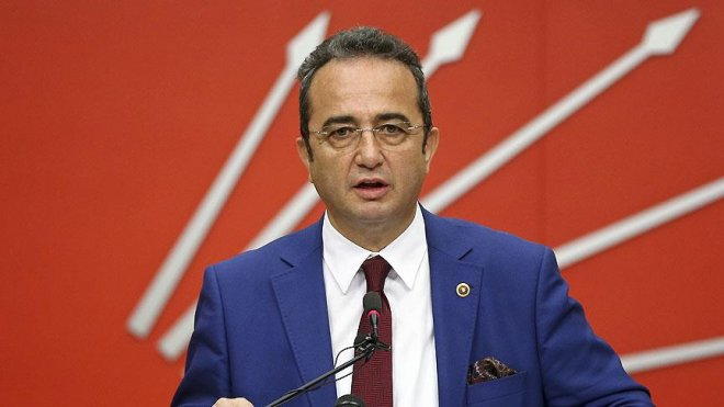 CHP'de parti sözcüsü Tezcan oldu