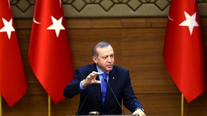 Erdoğan: Virgül değil, nokta mesabesinde