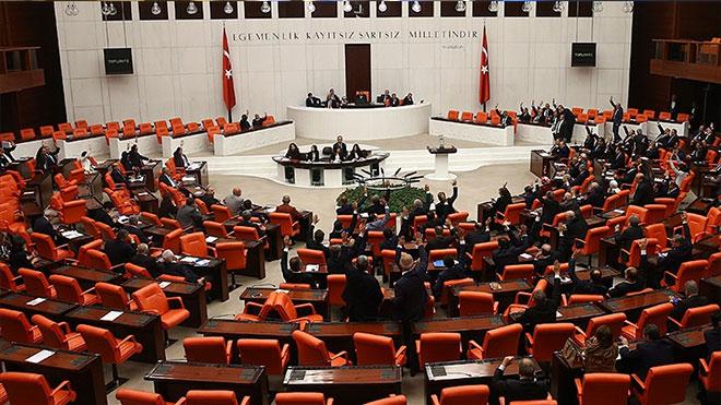 Meclis HSK üyeliği seçimi için mesai yapacak