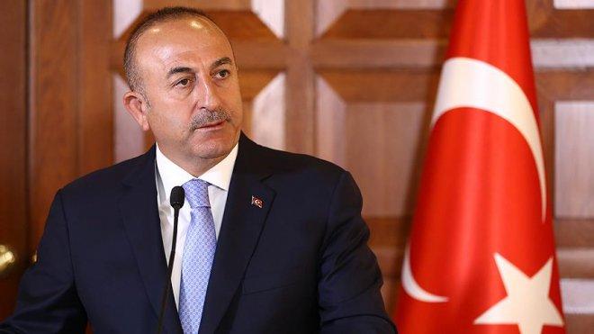Bakan Çavuşoğlu: Brett McGurk kesinlikle PKK ve YPG'ye destek vermektedir