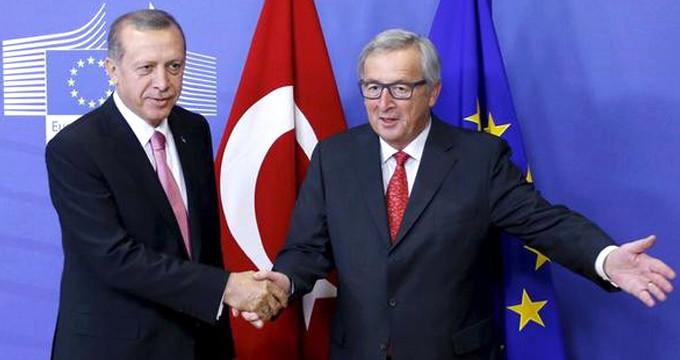 Erdoğan, AB'nin Patronlarıyla Biraraya Geliyor