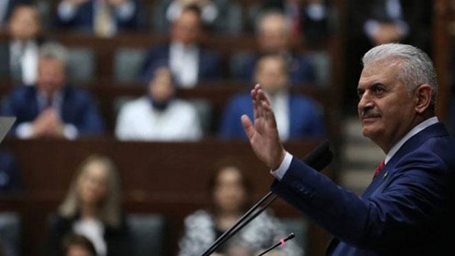 Başbakan Yıldırım, AK Parti'nin Yeni Grup Başkanı Oldu