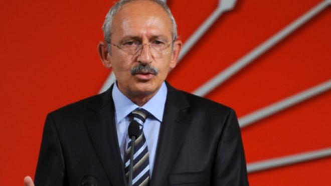 Kılıçdaroğlu açıklama yapacak