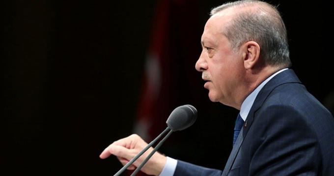Erdoğan Kılıçdaroğluna Anayasanın o maddesini hatırlattı!