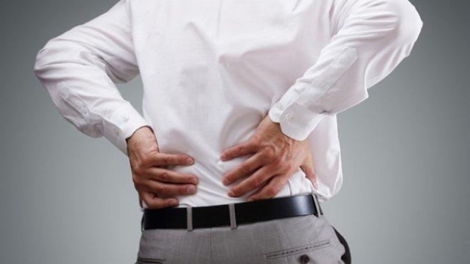 12 adımda bel ağrınızı önleyin