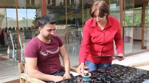 Temizlik işçisi kadının otelciliğe uzanan serüveni